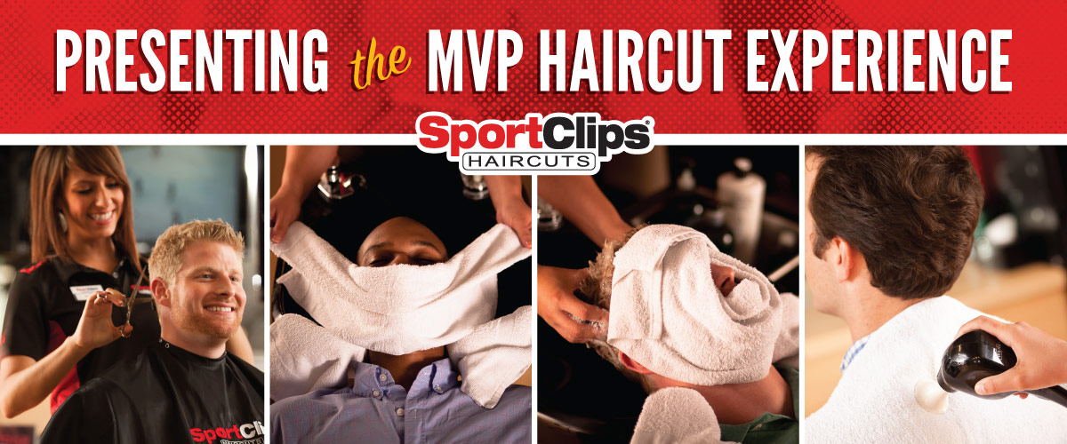 The Sport Clips Haircuts of Simpsonville - Fairview Corners  MVP Haircut Experience